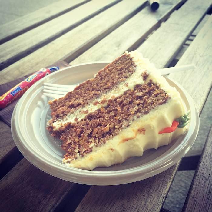 Nans Bakery Castelnau-Lez-Lez - Carrot Cake
