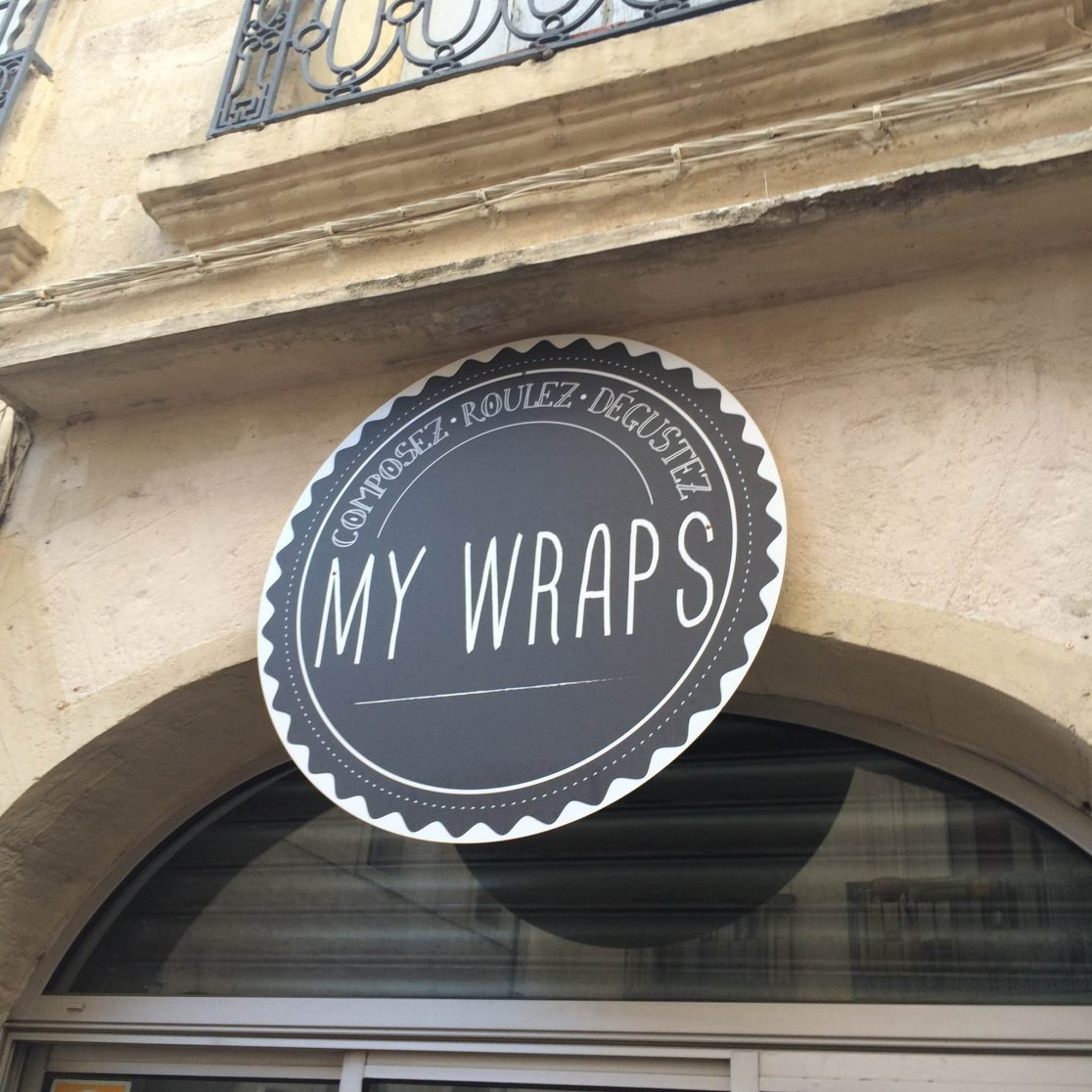 my wraps restaurant emporter sans gluten montpellier. Black Bedroom Furniture Sets. Home Design Ideas