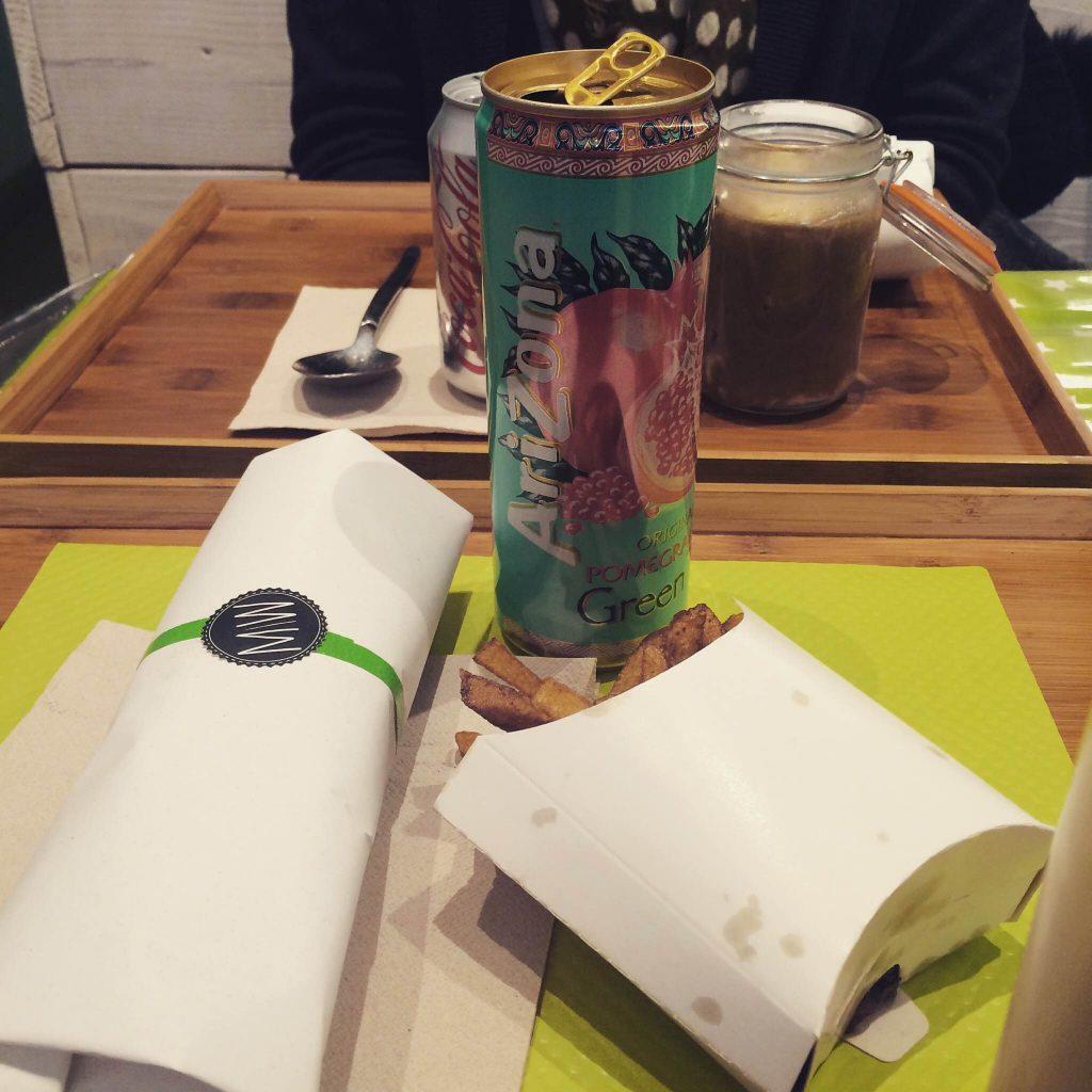 My Wraps Montpellier restaurant bon et pas cher 3