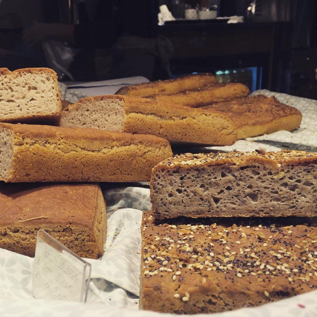 Boulangerie sans gluten Obernai L Eden - Ma vie en rose bonbon