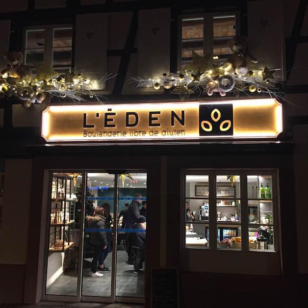 Eden boulangerie patisserie sans gluten Obernai Alsace - Ma vie en rose bonbon - 5