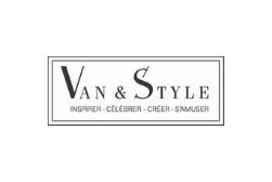 Van and Style - Stratégie de communication digitale pour aider au lancement du blog et de la boutique en ligne ainsi que des formations sur les différents outils web