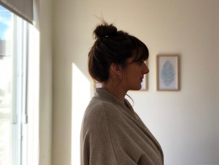 Témoignage de ma cliente Emmanuelle du Ministère pour les femmes chrétiennes Une vie consacrée basé à côté de Montréal après sa formation en communication pour l'aider dans la gestion de son blog - Photo par Une vie consacrée