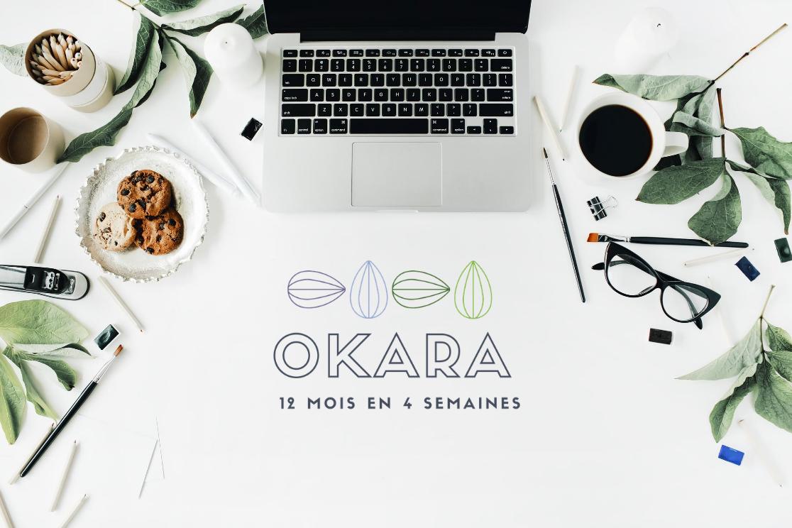 Okara est un programme d'accompagnement pour vous aider à définir et organiser la stratégie de communication de votre entreprise sur les 12 prochains mois en 4 semaines..
